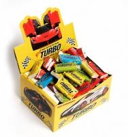 Жевательная резинка Turbo Турбо блок 100 шт