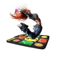 Танцевальный коврик Dance Perfomance на одного Giftozon TV + USB (8 бит)