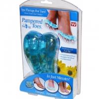 Массажер для пальцев ног Pampered Toes