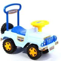 Автомобиль-каталка Полиция (музыкальный руль)