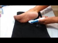 Электрическая пилка personal pedi+ сменная насадка