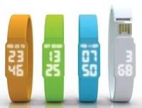 Часы Флешка USB Watch Браслет 8 GB