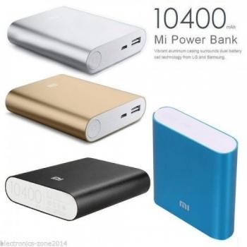 Xiaomi Mi Power Bank 10400 аккумулятор