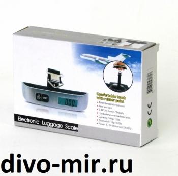 Багажные электронные весы electronic luggage scale
