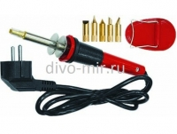 Выжигатель (прибор для выжигание) 6 насадок