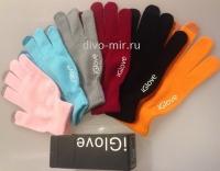 Перчатки iGlove цвет оранжевый