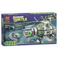 Конструктор Bela Ninja Turtles 684 дет. (10265)