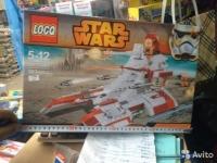 Конструктор loqo star wars звездолет