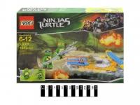 """Конструктор QS 33009 """"Ninjas Turtle"""""""