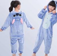 Пижама Кигуруми Стич Синий размер 125-140см