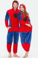Пижама Кигуруми Человек Паук размер M (160-170см)