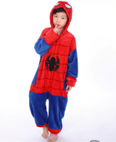 Пижама Кигуруми Человек Паук размер 125-140см