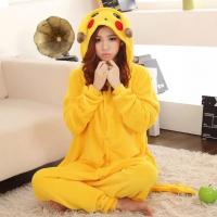 Пижама Кигуруми 3D Пикачу желтый размер 130 (130см)