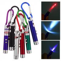 Ручка указка с лазером и фонариком
