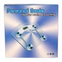 Весы напольные Electronic Bathroom Scale Iscale до 180кг на батарейках