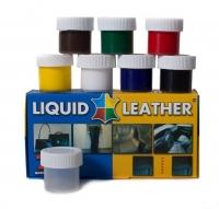 """Жидкая кожа """"Liquid Leather"""" Набор 7 в 1. Средство для ремонта кожи"""