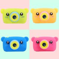 Детская фотокамера Children's Fun Camera Мишка