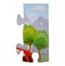 Напольный пазл-мозаика 24 эл. Техно.Пожарная машина