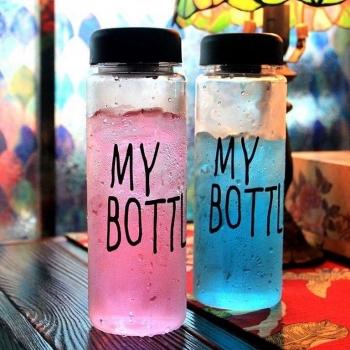 """Бутылка """"My Bottle"""" матовая"""