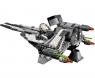Конструктор 11421 Звёздные войны 408 дет. Перехватчик TIE Чёрного аса