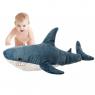 Мягкая игрушка Акула 100см Цвет в ассортименте