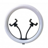 Световое кольцо 30см LED с треногой 2,1м + 2 держателя
