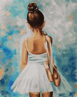 Картина по номерам ZX 23830 В балете с пеленок 40*50